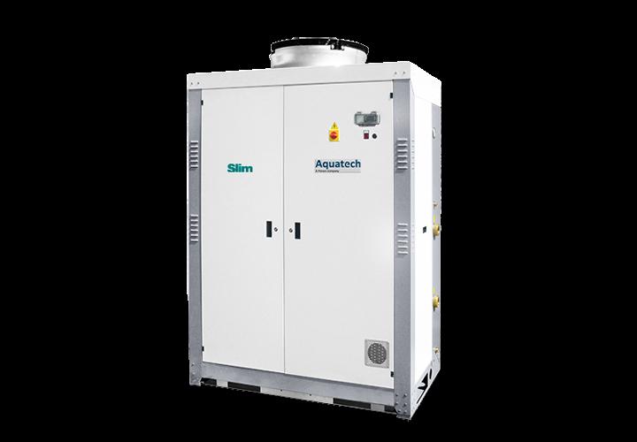 Чиллер (водоохладитель) Aquatech Slim 63,9 - 87,2 кВт