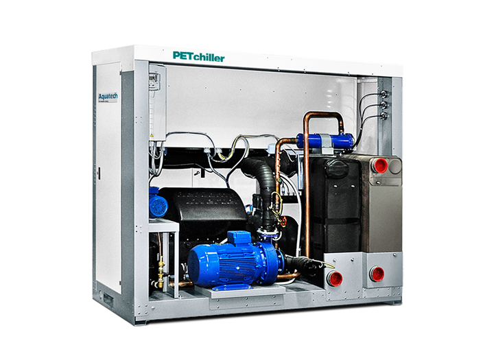 the utilization of industrial chiller in