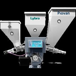 Объемный дозатор Piovan Lybra LV